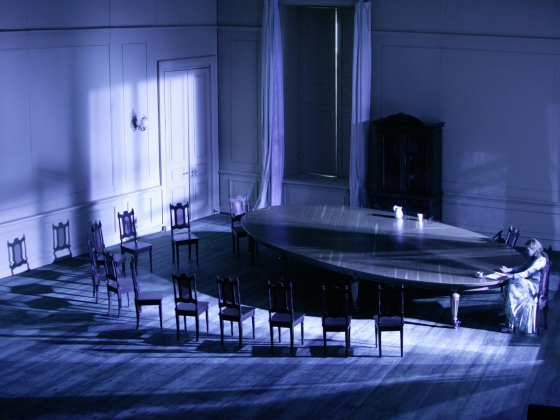 Film Still from Eugene Onegin