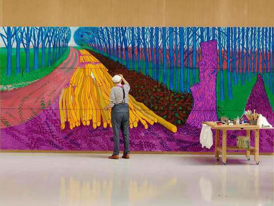 film still hockney