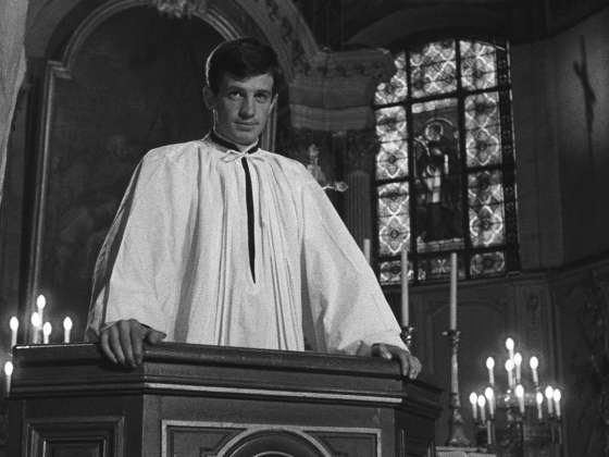Film Still Leon Morin, Priest