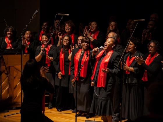 Millennium Gospel Choir