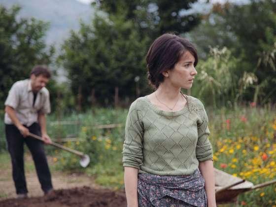 Film Still from Viola Franca