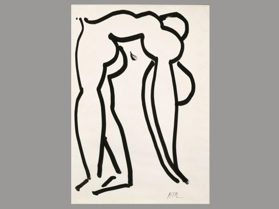 Henri Matisse, Acrobat, 1952