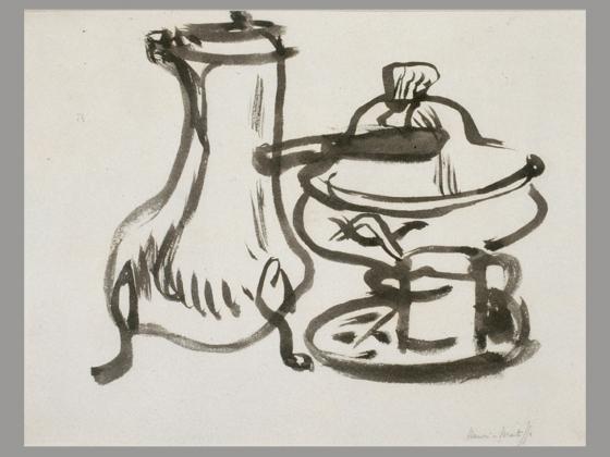 Henri Matisse, Still Life with Chocolate Pot
