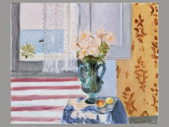 Henri Matisse, Vase of Flowers, 1924