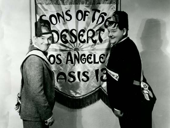 film still sons of the desert