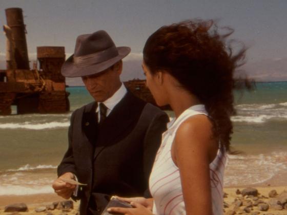 Film Still from Testamento