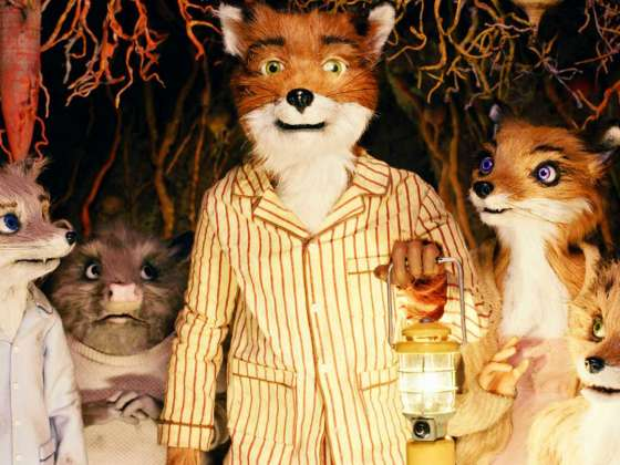 Film Still: Fantastic Mr. Fox 2
