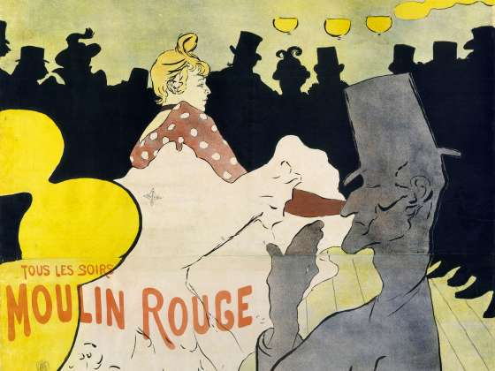 """Member Opening: """"Toulouse-Lautrec and the Stars of Paris"""