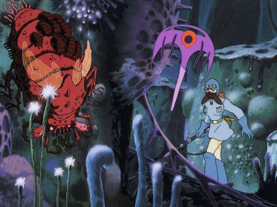 still from nausicaa