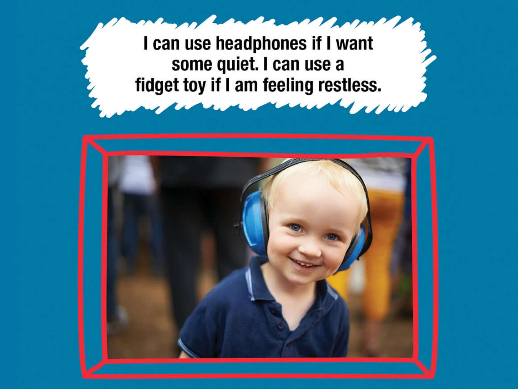 I can use headphones if I want