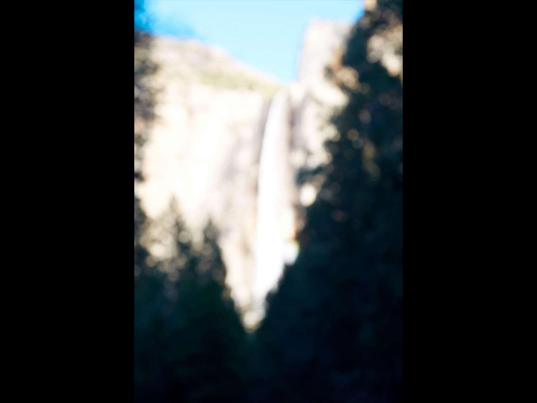 Catherine Opie's photograph, Untitled #1 (Yosemite Valley), 2015