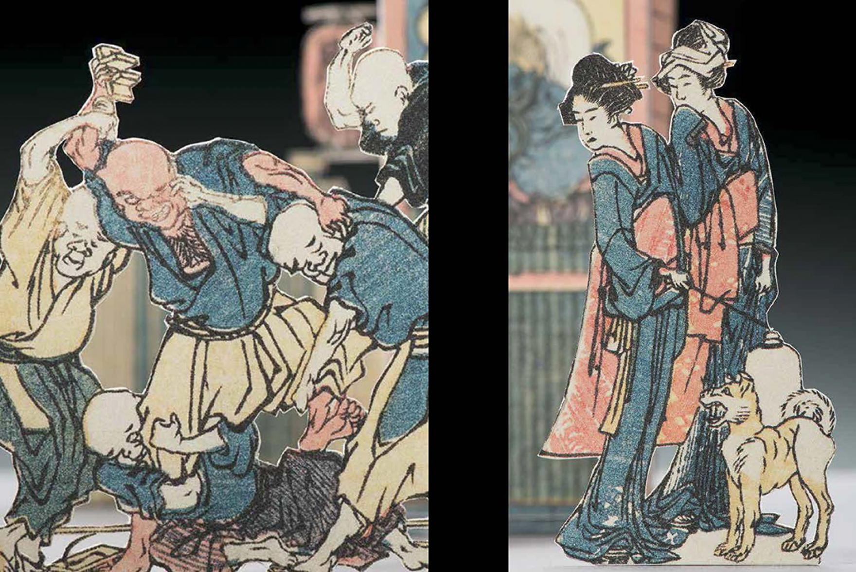 Hokusai spread 3