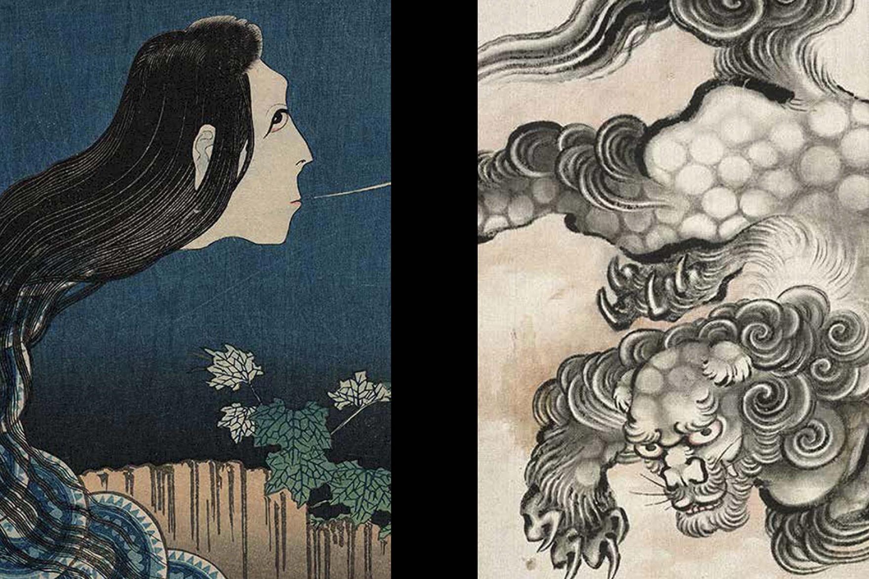 Hokusai spread 4