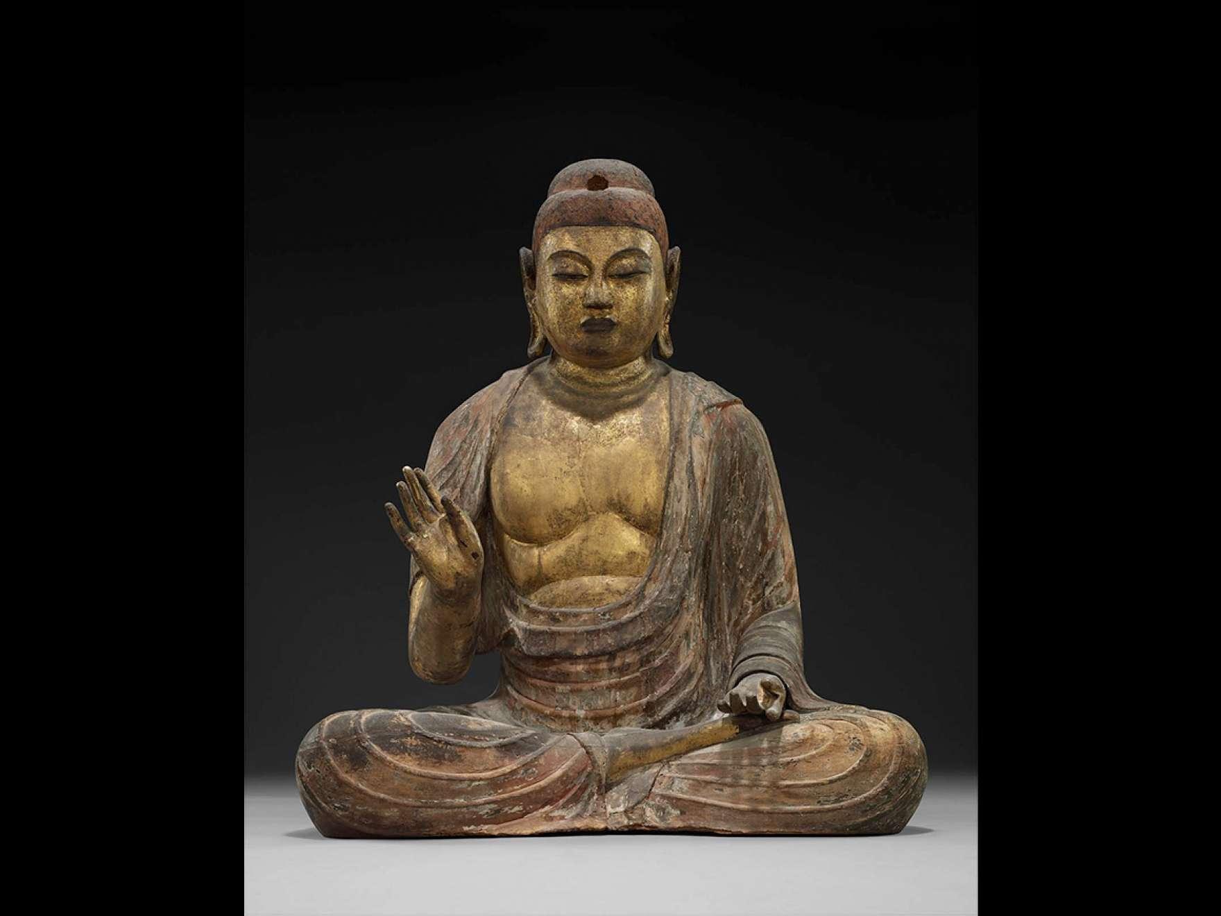 Shaka, the Historical Buddha, late 10th–early 11th century