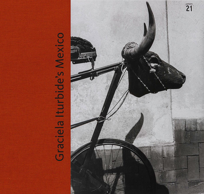 Cover of publication, Graciela Iturbide's Mexico